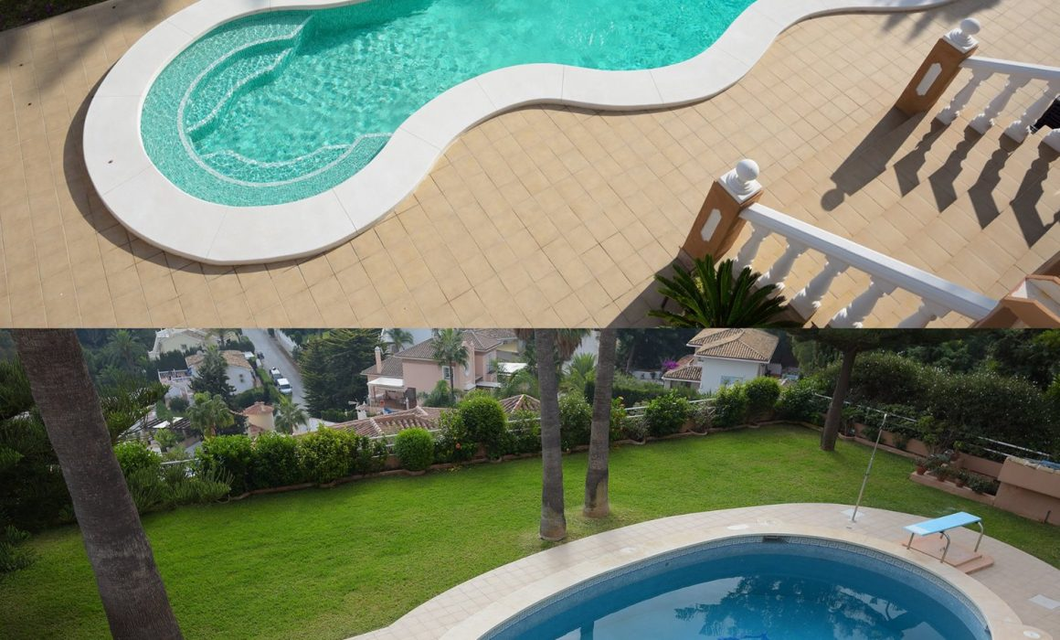 Pool and building works, Mijas