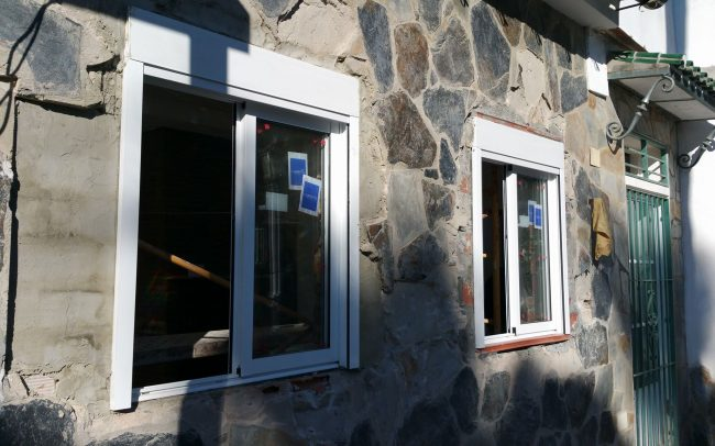 Bespoke uPVC windows