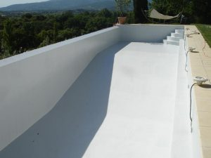 Lining and waterproofing using fibreglass in Malaga