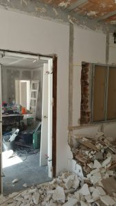 Renovation of house, Marbella