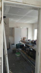 Plaster board, interior, Marbella