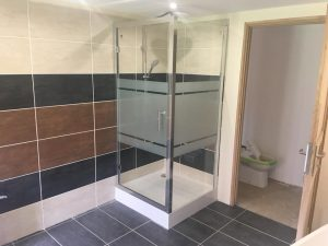 Installing new bathroom, marbella