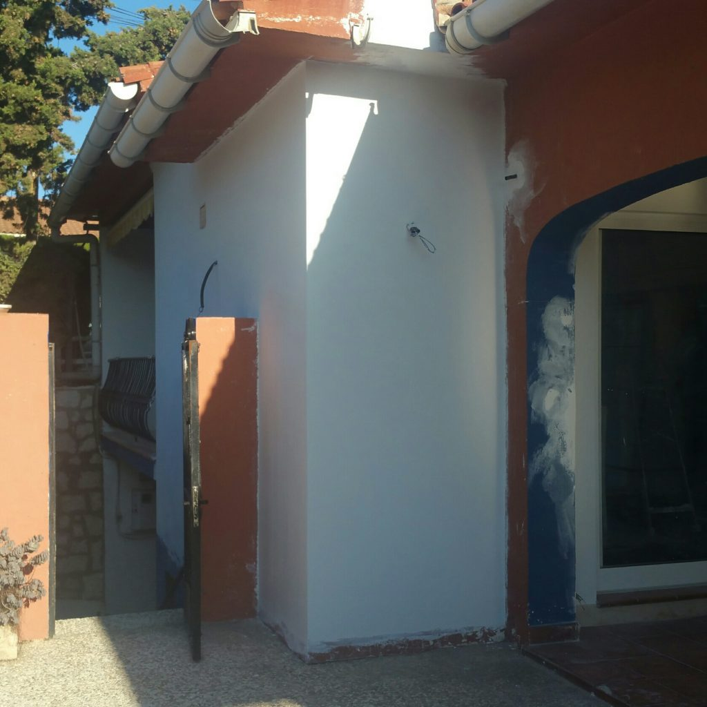Villa renovation Mijas