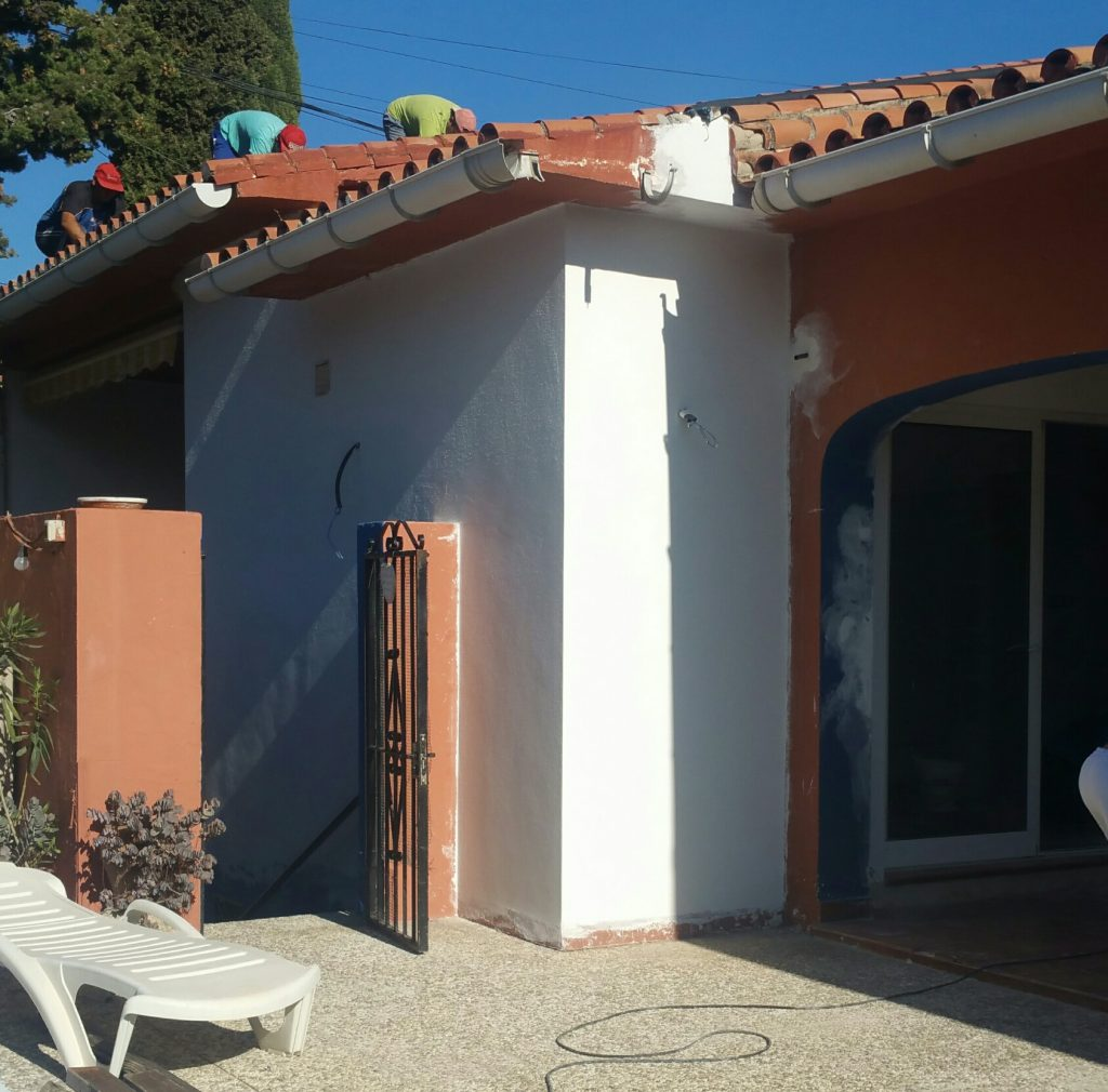 Home renovation, Mijas