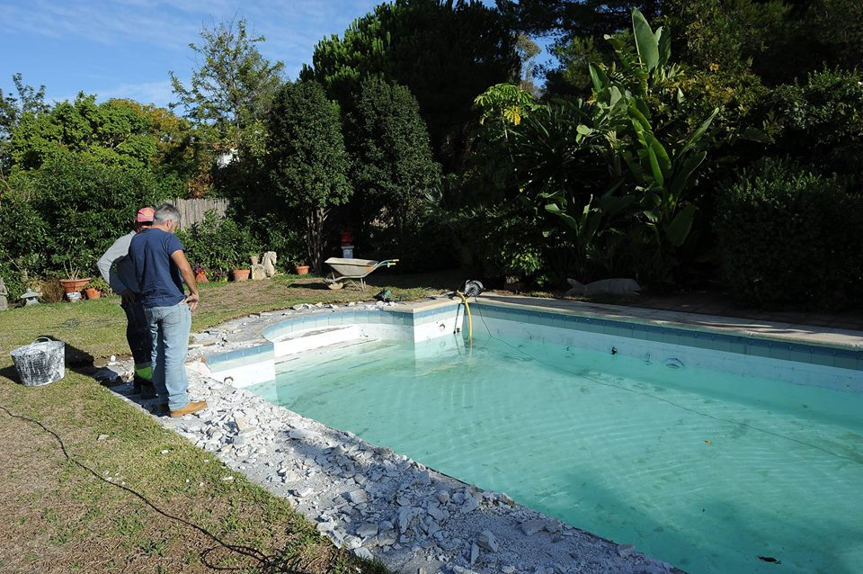 Pool Renovation San Roque, Cadiz