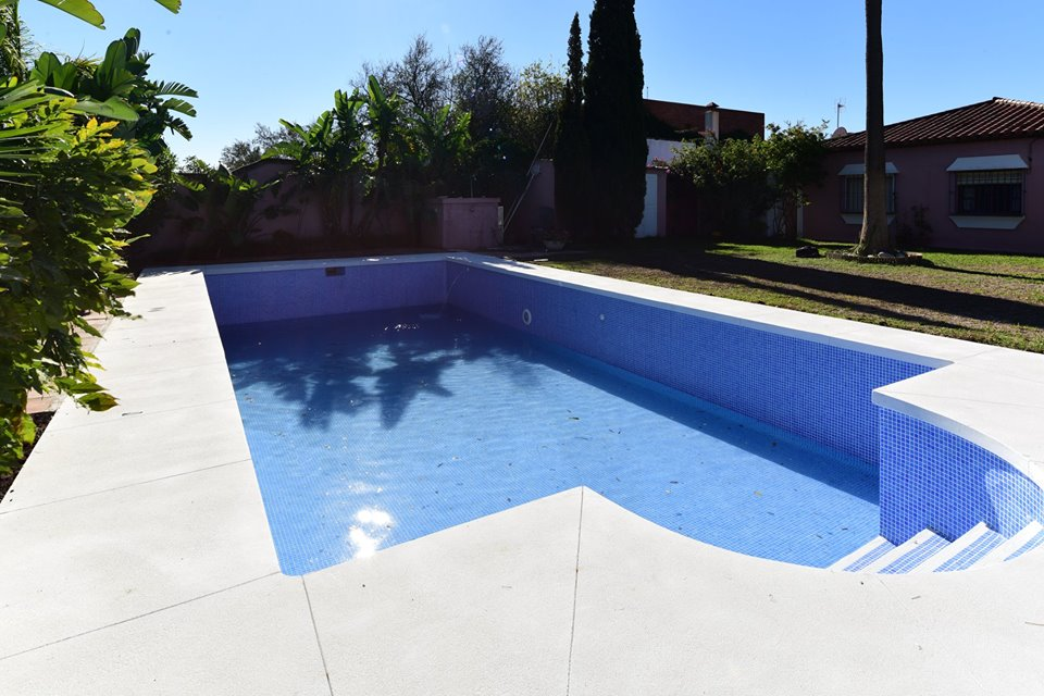 Pool repair and renovation, Costa del Sol